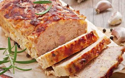 Мясной хлеб— 7 сытных рецептов с фото пошагово