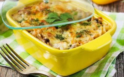 Овощная запеканка — 7 рецептов для правильного обеда