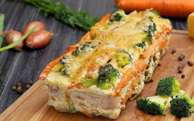 Рыбная запеканка— 6 рецептов легкого и полезного блюда