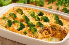 Запеканка из брокколи с сыром — 8 лучших и любимых рецептов
