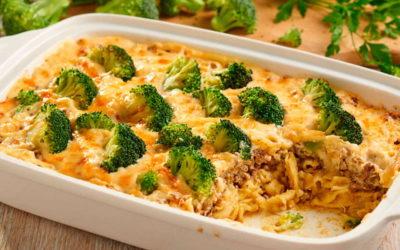 Запеканка из брокколи с сыром— 8 лучших и любимых рецептов