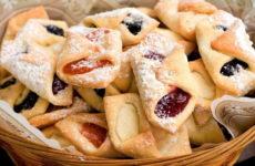 Печенье Минутка — 6 самых быстрых рецептов, когда гости на пороге