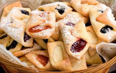 Печенье Минутка— 6 самых быстрых рецептов, когда гости на пороге