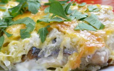 Рыбная запеканка с картофелем — 8 лучших и любимых рецептов