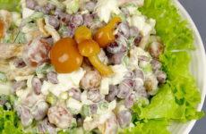 Салат Минутка — 7 самых быстрых рецептов