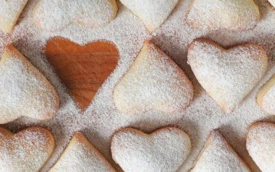 Сахарное печенье — 8 рецептов для сладкого чаепития