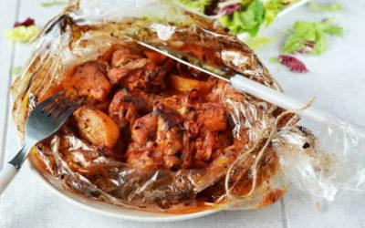 Шашлык в духовке— 7 рецептов в рукаве для запекания