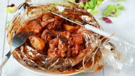 Шашлык в духовке — 7 рецептов в рукаве для запекания