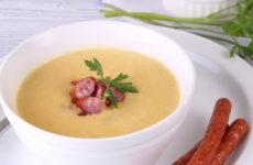Сырный суп с колбасой — 6 простых и сытных рецептов к обеду