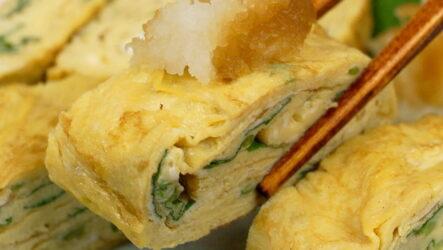 Японский омлет — 8 рецептов для интересного завтрака