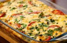 Запеканка с фаршем и помидорами — 7 простых рецептов в духовке