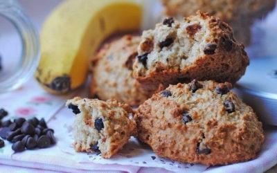 Банановое печенье — 8 классных рецептов к чаю и на перекус