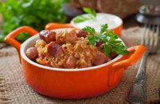 Бигус с сосисками — 7 пошаговых рецептов