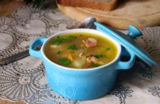 Гречневый суп с курицей — 7 рецептов простого диетического блюда