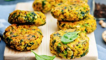 Котлеты из овощей — 8 рецептов для классного перекуса