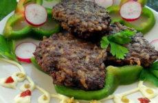Котлеты из свиной печени — 7 замечательных рецептов