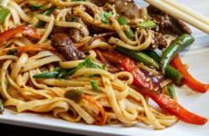 Лапша удон с овощами — 6 рецептов в домашних условиях