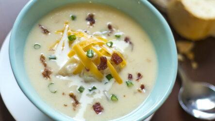 Молочный суп для детей — 6 полезных и вкусных рецептов