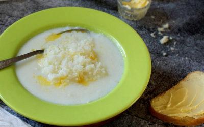 Молочный суп с рисом — 6 рецептов для полезного завтрака