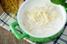 Молочный суп с вермишелью для ребенка — 7 простых рецептов