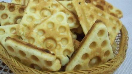 Печенье в форме на газу — 6 рецептов из детства