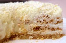 Торт Пломбир — 6 домашних рецептов с фото