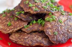 Вкусные котлеты из говяжьей печени — 7 пошаговых рецептов