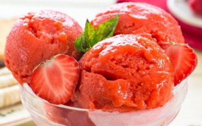 Домашний сорбет — 7 фруктово-ягодных рецептов освежающего десерта