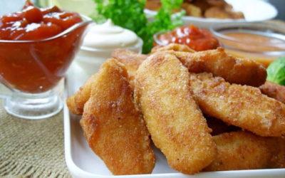 Наггетсы на сковороде — 6 самых любимых рецептов