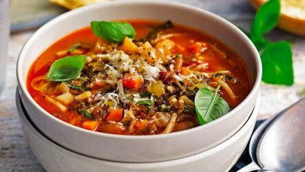 Суп Минестроне — 8 любимых рецептов в итальянском стиле
