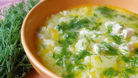 Затируха — 6 самых простых рецептов старинного супа