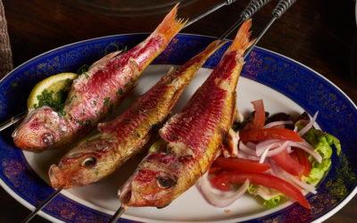 Барабулька — 7 рецептов, как пожарить, как запечь