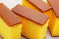 Бисквит на кефире — 7 простых рецептов для торта