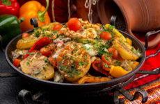 Гювеч — 6 рецептов болгарской кухни