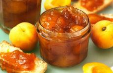 Конфитюр из абрикосов — 7 ароматных южных рецептов