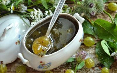 Королевское варенье из крыжовника — 7 супер-рецептов