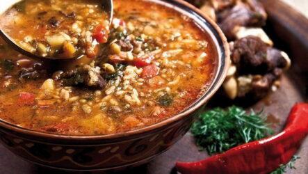 Машхурда — 7 рецептов знаменитого узбекского супа