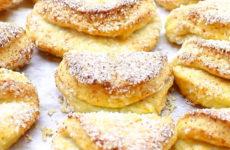 Мягкое творожное печенье — 8 нежных рецептов к чаю