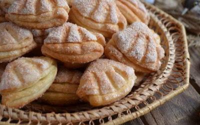 Печенье Гусиные лапки — 7 рецептов для идеального чаепития