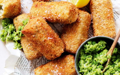 Рыбные палочки — 7 рецептов, как приготовить