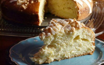 Сахарный пирог — 8 рецептов простого десерта