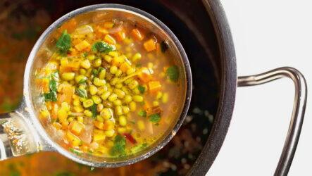 Суп из маша — 8 рецептов с нотками Востока