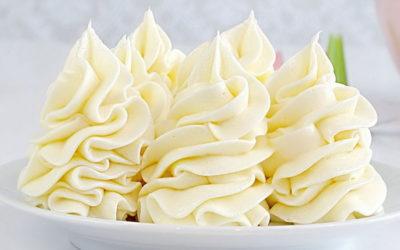 Крем Шарлотт — 7 рецептов для украшения тортов и пироженых