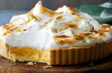 Пирог с безе — 8 самых вкусных и простых рецептов