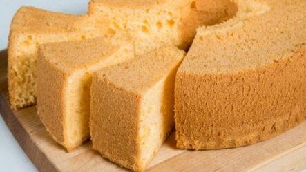 Шифоновый бисквит — 7 проверенных домашних рецептов для торта