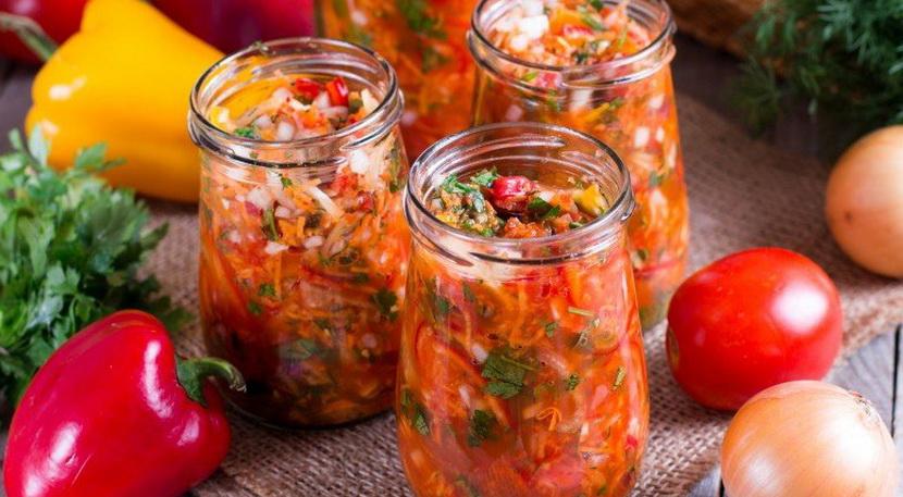 Заправка для суп на зиму - 7 рецептов с солью, консервация, заморозка