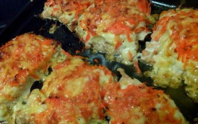 Горбуша с овощами — 8 рецептов, как приготовить сочно