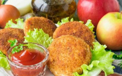 Котлеты с яблоком — 8 рецептов для всех и каждого