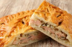 Пирог с горбушей — 8 сытных и самых вкусных рецептов быстро