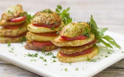 Вкусные жареные патиссоны — 7 оригинальных рецептов